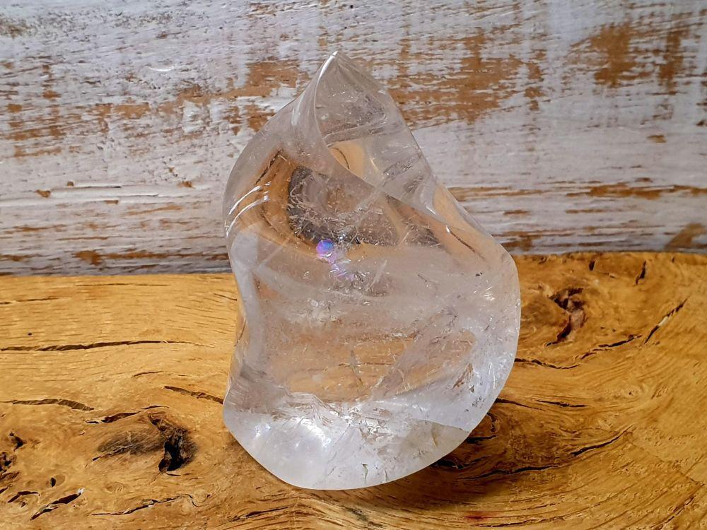 Clear Quartz Flame (2)