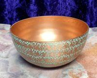 Rose Gold Finish Altar/Ritual Bowl