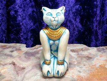Egyptian Goddess Bastet Statue