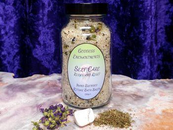 Self Care - Hand Crafted Ritual Bath Salts
