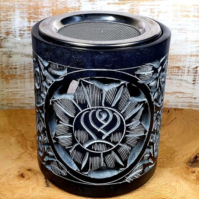 Resin, Incense and Oil Burners