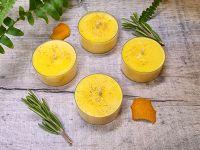 Abundance Organic Soy Wax Tealights - Set of 4