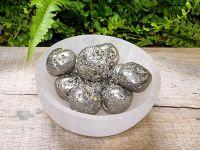 Pyrite Tumblestone