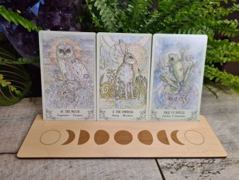 It's A Phase Tarot and Oracle Card Stand