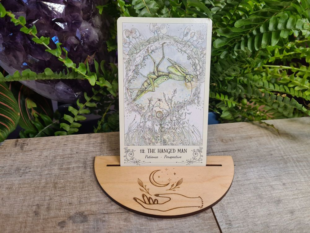 Night Gardener Tarot Card Stand