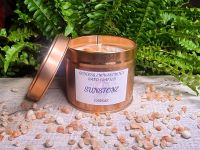Sunstone - Crystal Candle