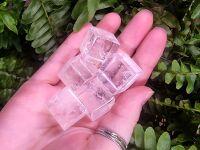 Clear Quartz Cube
