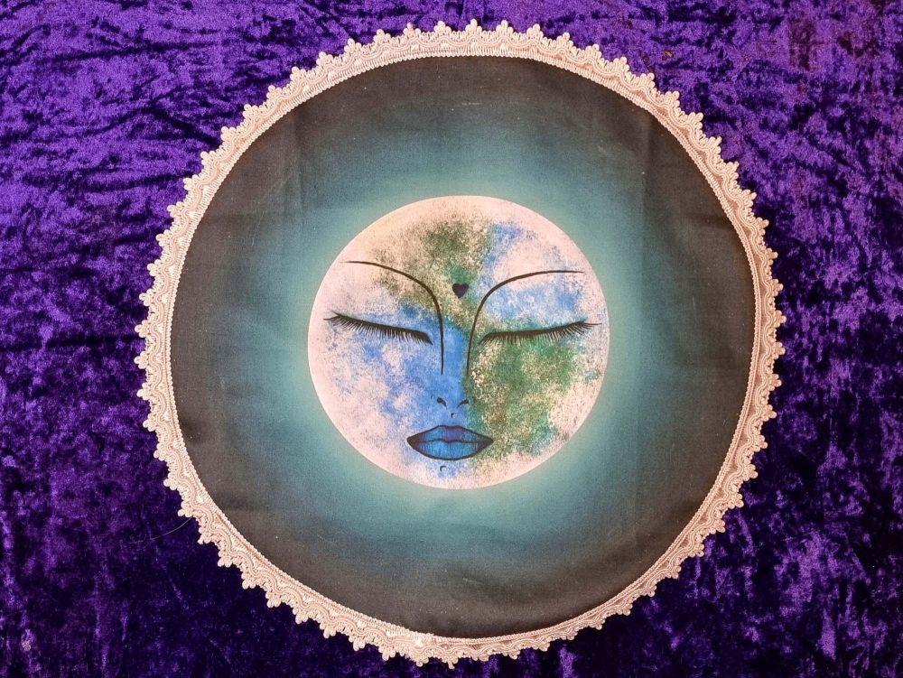 Earth Mother Altar Cloth - 45cm