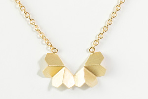 Clover Pendent Double