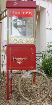 Popcorn Cart London