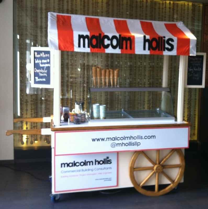 ice cream cart Essex