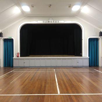 New 035 Hall