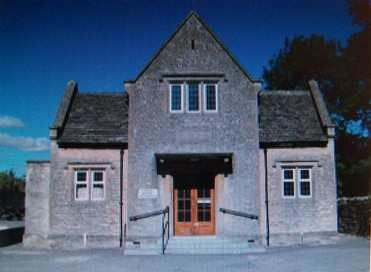 photo of palmer hall