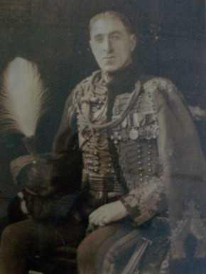 colonel palmer