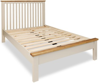Stratton Stone Bed Frame  Double