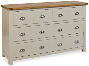 Stratton Stone Chest 6 Drawer