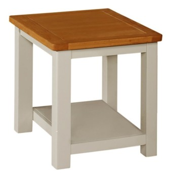 Stratton Stone Coffee Lamp Table