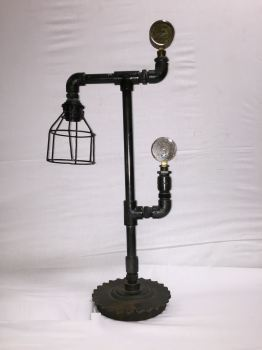 Recycled Lamp 04
