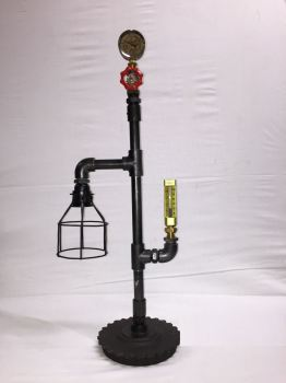 Recycled Lamp 02