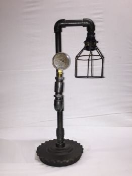 Recycled Lamp 01