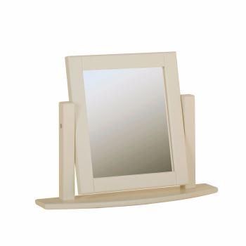 Lundel Mirror Swing ivory oak