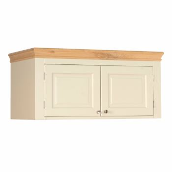 Lundel Robe Top Box Double ivory oak