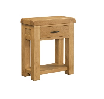 Rothes Oak Console 1 Drawer