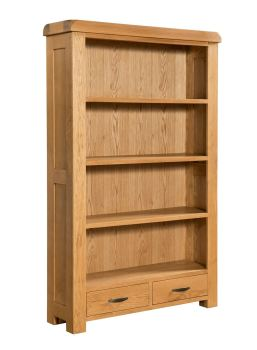 Rothes Oak Bookcase