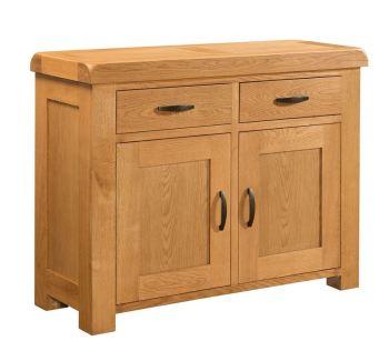 Rothes Oak Sideboard 2 Door 2 Drawer