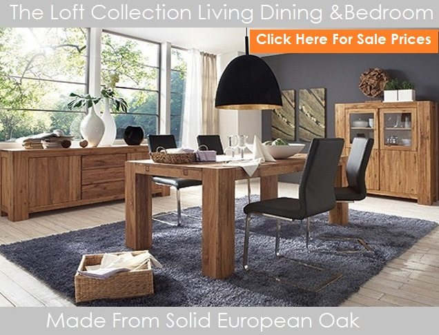 Loft Oak Ranges