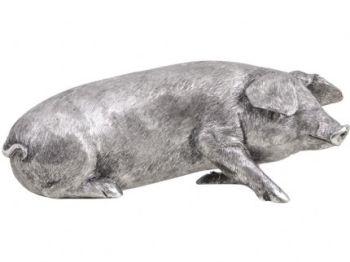 Silver Swine Large