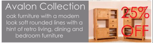 avalon oak collection click here