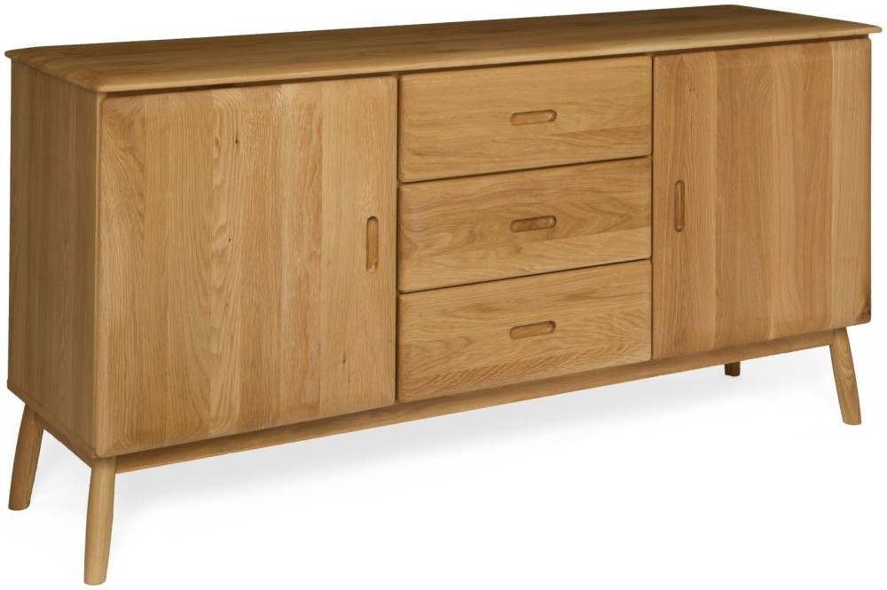 Flow Oak Sideboard Large