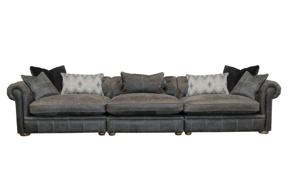 Derwent XL Sofa Leather