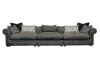 Derwent XL Sofa Leather