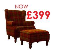 Aaran Wing Chair offer