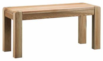 Kimi Oak Bench