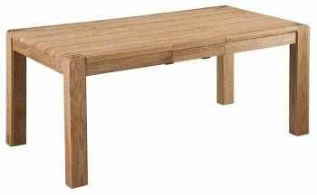 Kimi Oak Dining Table Large