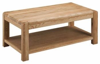 Kimi Oak Coffee Table