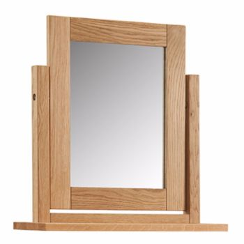 Kimi Oak Dressing Table Mirror