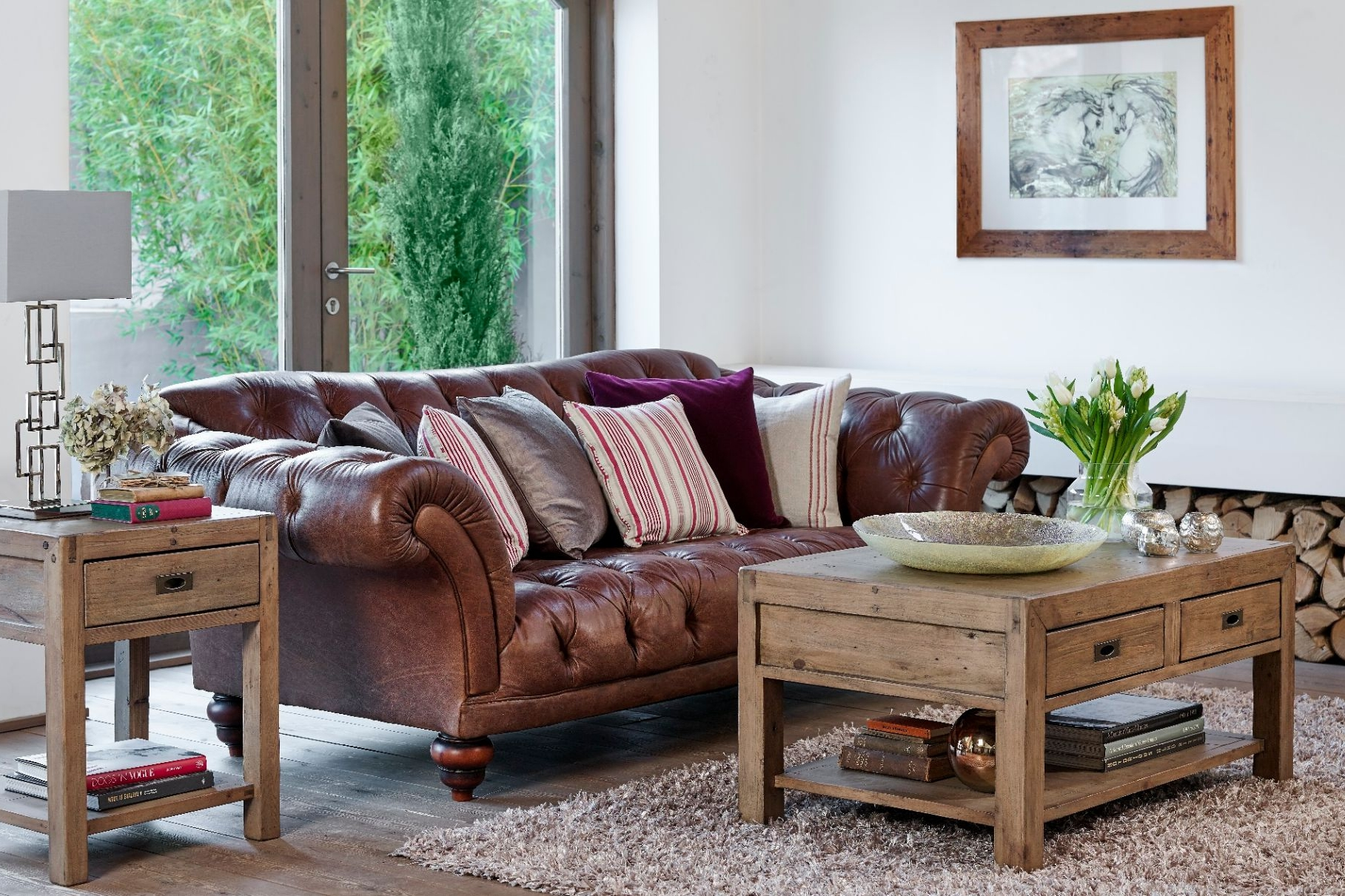 Toscana Living Reclaimed Solid Wood