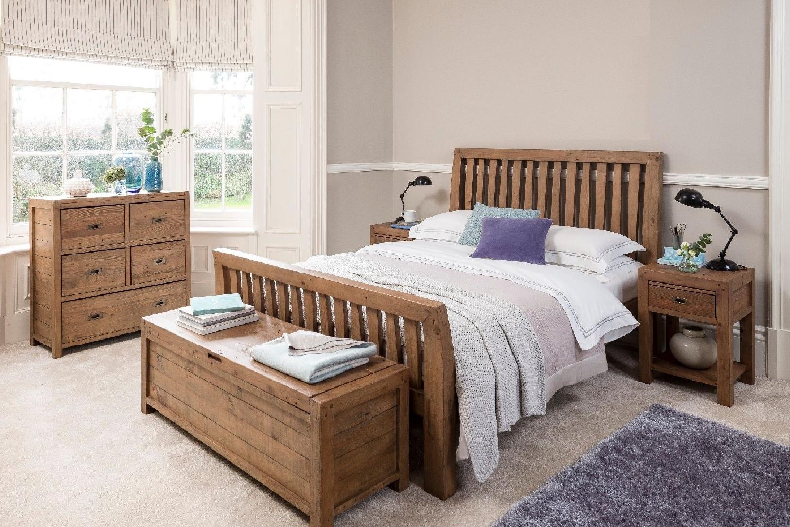Toscana Bedroom Reclaimed Wood