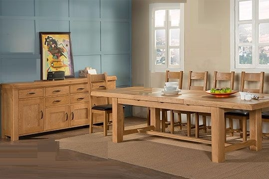 Rothes Oak Collection Range