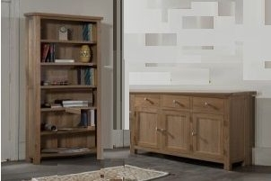 New Amber Oak Living Collection