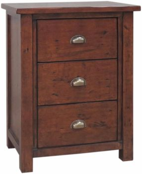 Forest Reclaimed Chest Large Bedside Cabinet