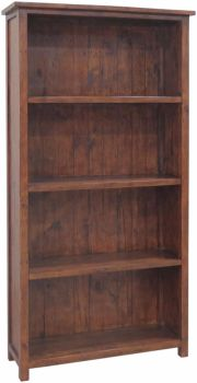 Forest Reclaimed Bookcase with 3 Shelves