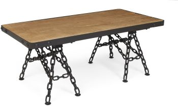 Kenmore Chain Coffee Table