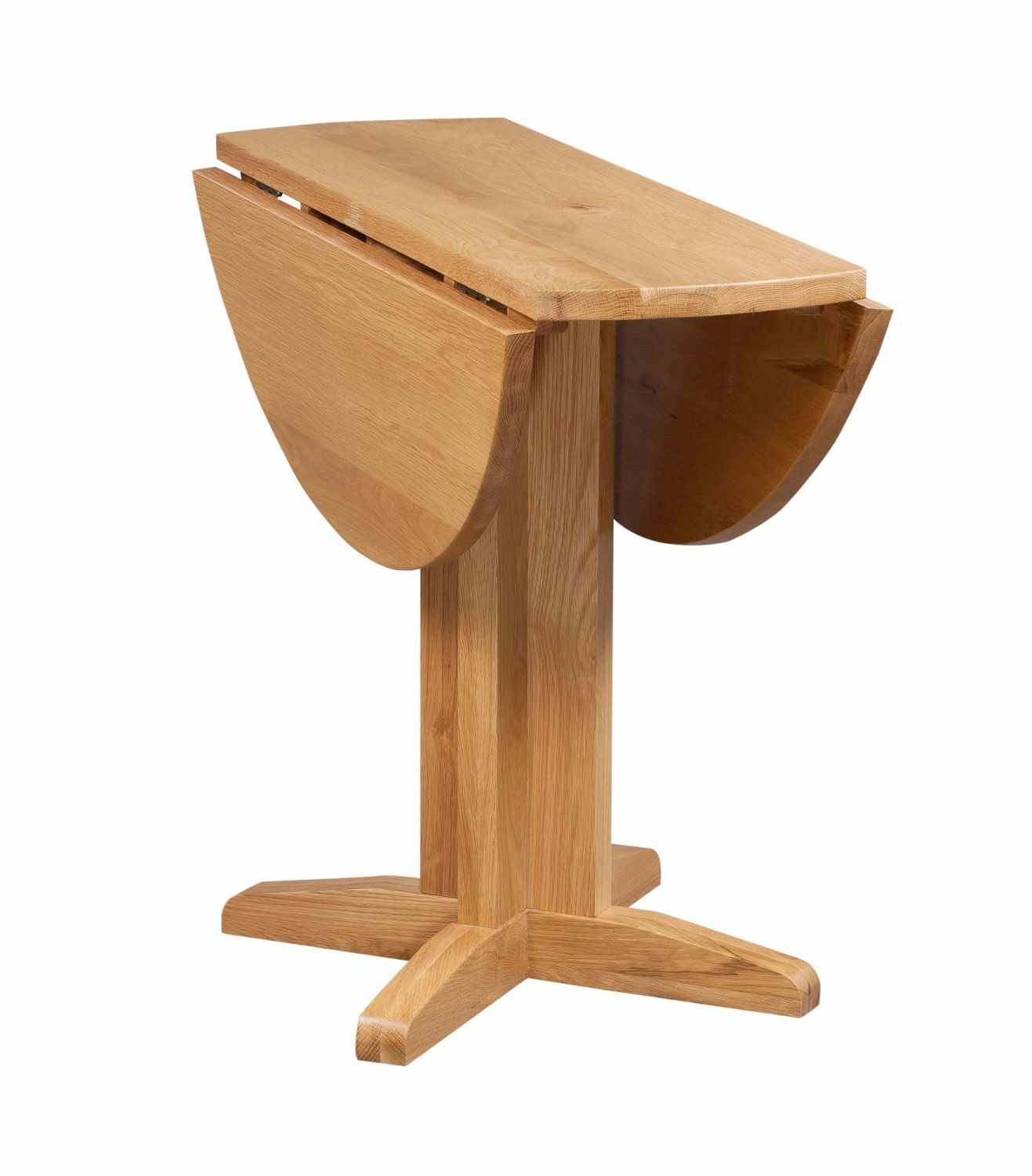 New Amber Drop Leaf Table Open