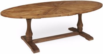 Kenmore Dining Table Oval