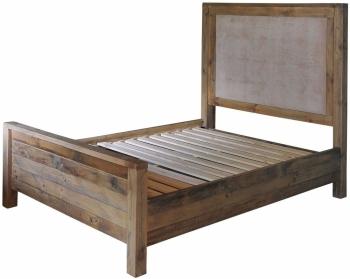 Stanwick Bed Kingsize Upholstered Bed Frame